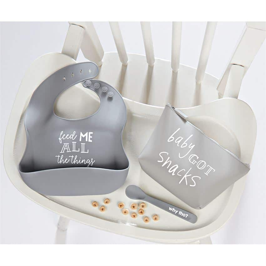 BABY GOT SNACKS FEEDING SET 1