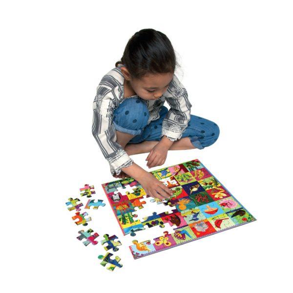 64 Piece Puzzle