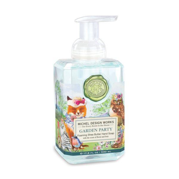 FOAMING SHEA BUTTER HAND SOAP