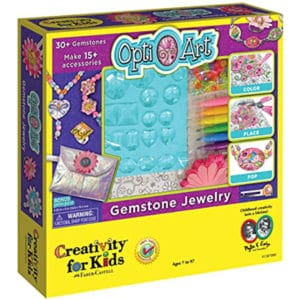 OPTI ART GEMSTONE JEWELRY KIT