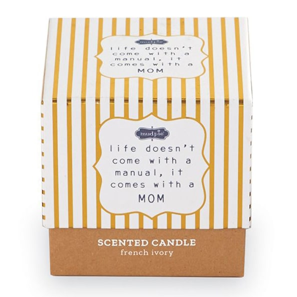 LIFE MOM BOXED CANDLE 2