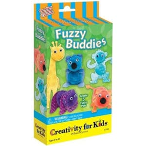 Fuzzy Buddies mini kit