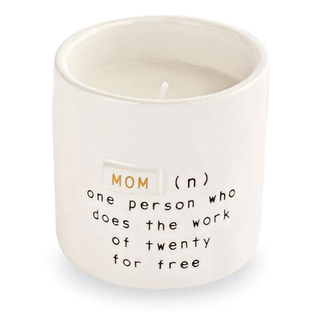 MOM DEFINITION BOXED CANDLE 1