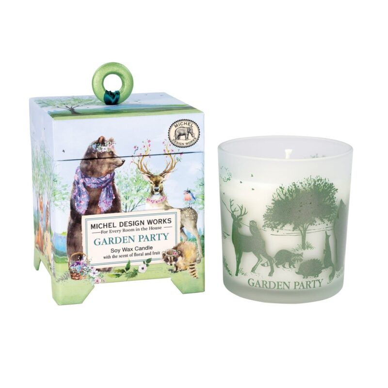 SOY WAX CANDLE 1