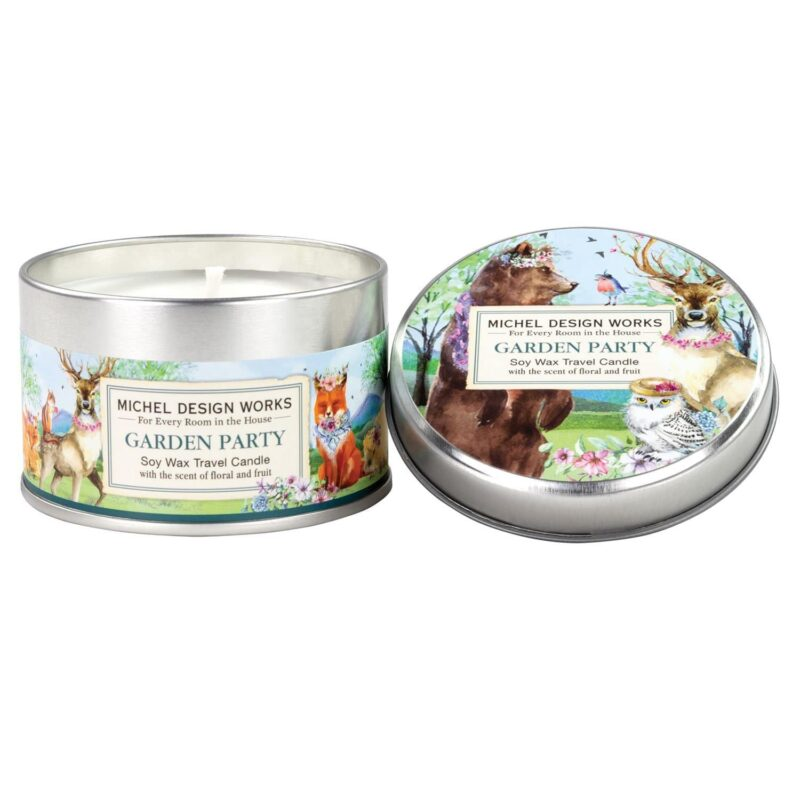 SOY WAX TRAVEL CANDLE 1