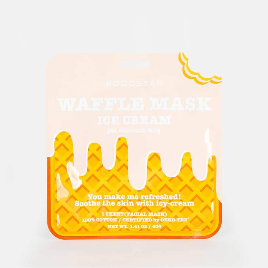 WAFFLE MASK 1