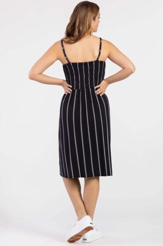 Adjustable strap dress 2