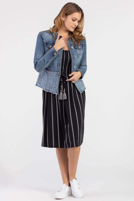 Adjustable strap dress 3