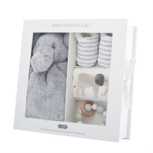 Elephant Baby Essentials Gift Set