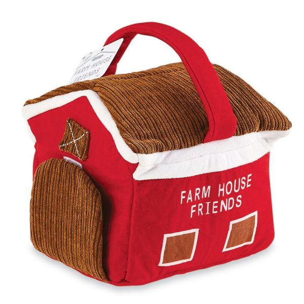 Farmhouse Plush Play Set