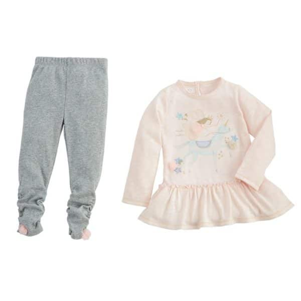 Fairy Unicorn Tunic & Legging Set