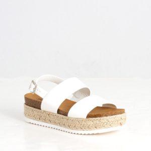 Kristin Platform Sandal