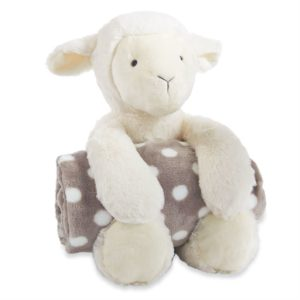 Lamb Plush Blanket Pal