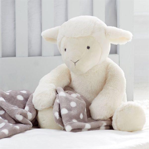 Lamb Plush Blanket Pal
