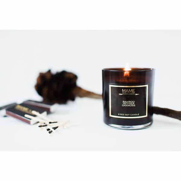 Mame + Co Soy Candle
