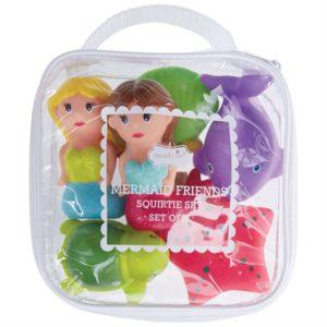 Mermaid Rubber Bath Toys