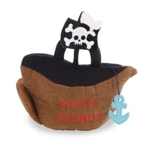 Pirate Friends Plush Play Set