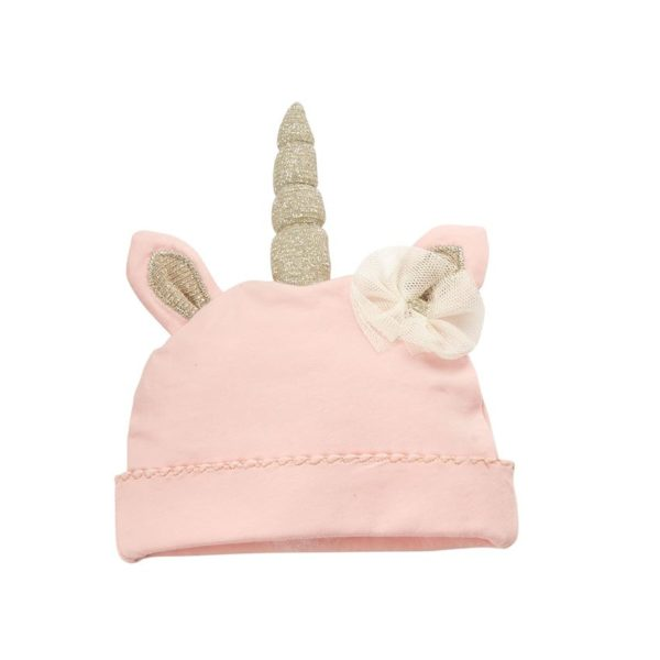 Plush Unicorn Horn Cap