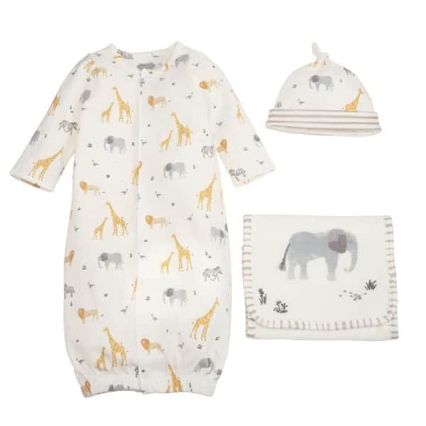 Safari Animal Take Me Home Boxed Gift Set