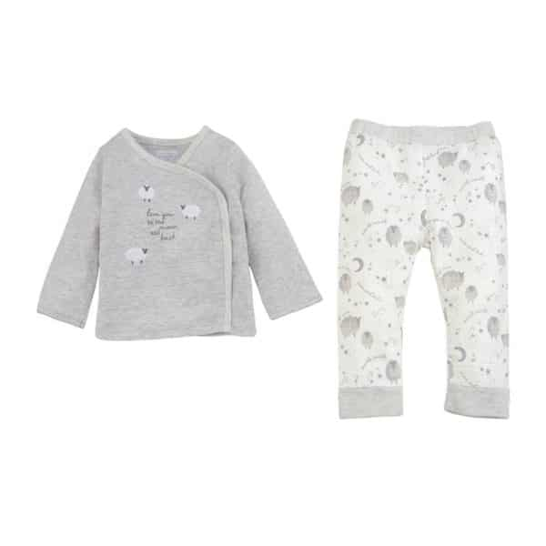 To The Moon And Back Sheep Two-Piece Set