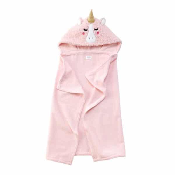 Baby Unicorn Hooded Towel