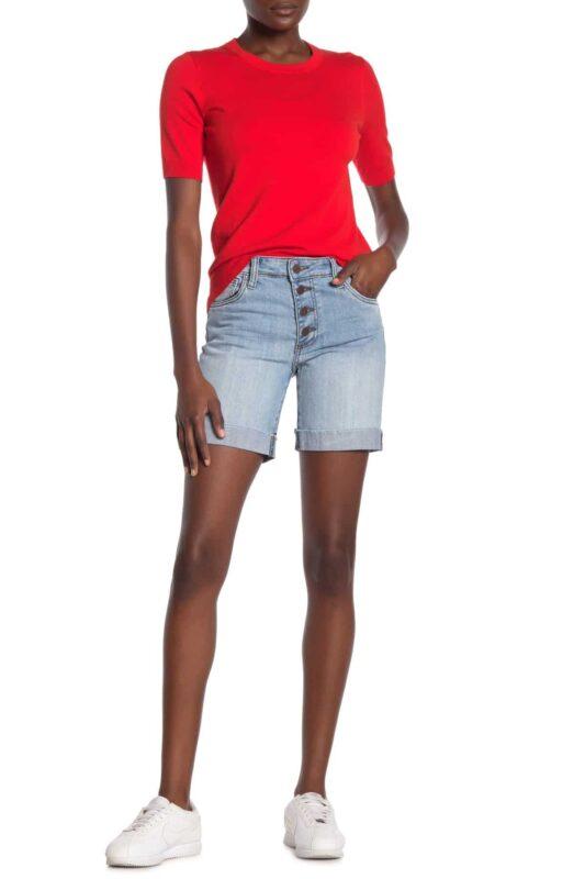catherine high rise shorts 1