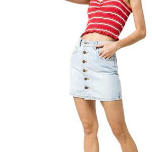 Goof Life Denim Skirt