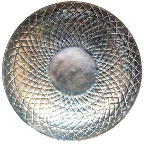 metal bowl 1