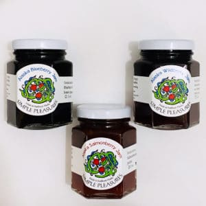 Made in Sitka, Alaska Berry Jam
