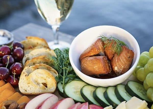 Sitka Wild Seafoods Smoked Wild Coho Salmon