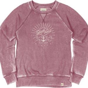 Sitka Alaska Good Vibes Crewneck Sweatshirt