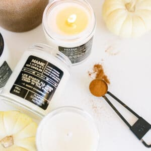 Mame Soy Fall Candle