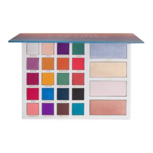 Sweet Paradise Eyeshadow and Face Palette