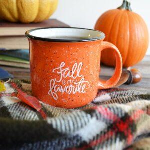 Fall is My Favorite Mug