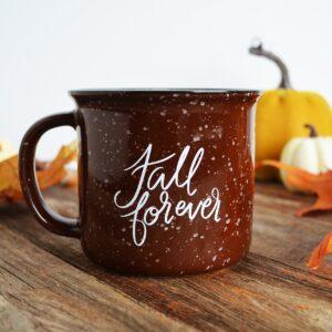 Fall Forever Mug