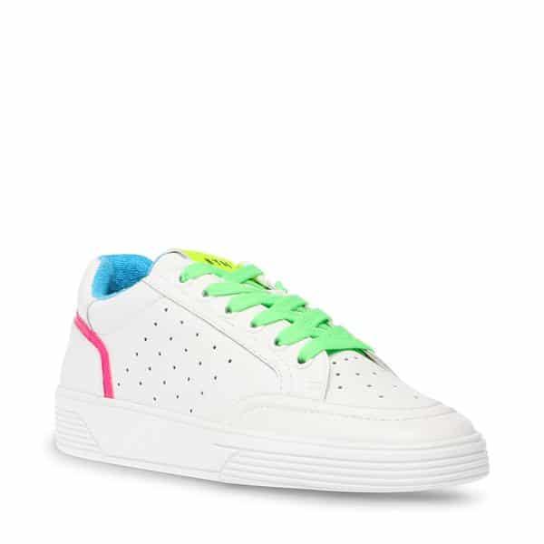 Steve Madden Multi Rainbow Sneaker