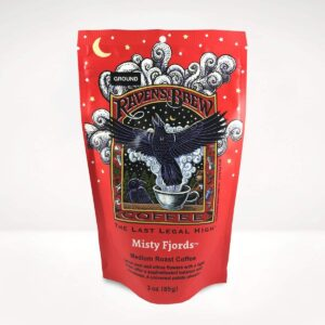 Raven's Brew Coffee Misty Fjords Coffee