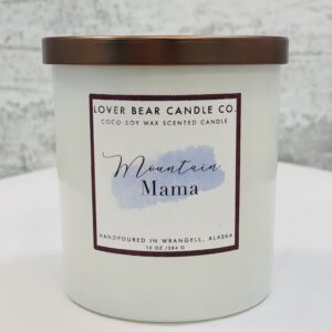 Lover Bear Candle Co