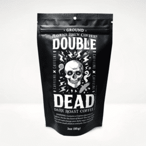 Raven's Brew Coffee Double Dead Coffee