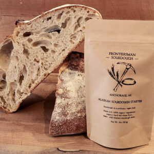 Frontiersman Sourdough Alaskan Sourdough Starter