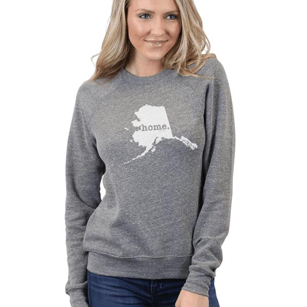 Alaska Home Sweatshirt