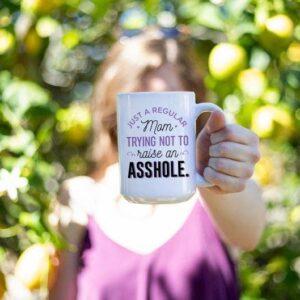 Mom Mugs-15oz Coffee Mug
